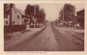 SOUDERBURG , Pennsylvania, 00-10s ; Main Street, East of Square