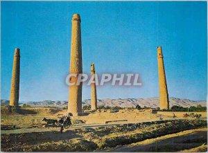 Postcard Modern AfghanistanTheminaret of Herat