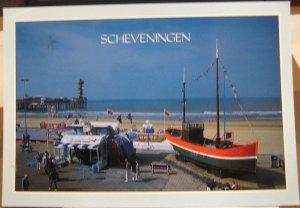 Netherlands Holland Scheveningen - posted