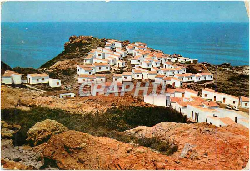 Modern Postcard Club Mediterranee Vilage Codaques Prov Gerona (Espana)