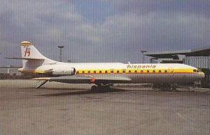 HISPANIA LINEAS AEREAS AEROSPATIALE SE210 CARAVELLE 10R