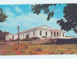 Chrome SCHOOL Williamstown - by North Adams & Springfield & Pittsfield MA AG9834