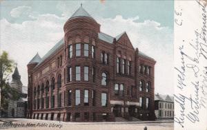MINNEAPOLIS, Minnesota, PU-1907; Public Library