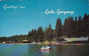 Greeings From Lake Georgia California 1956