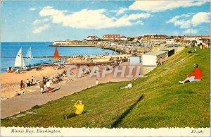 Postcard Modern Birchington Minnis Bay