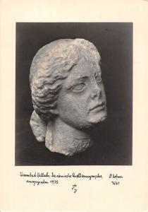 Warmbach Villach Die roemische Quellnymphe Head Sculpture