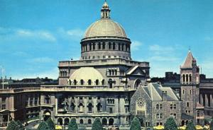 MA - Boston. The Mother Church of Christian Science