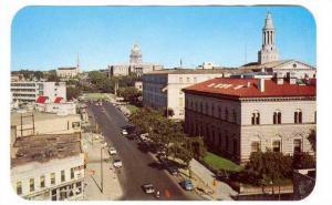 Vista of Colfax Ave., Denver, Colorado, 40-60s