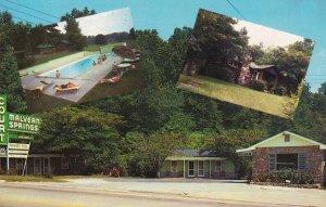 ASHEVILLE, North Carolina,1950-1960s; Malvern Springs Court