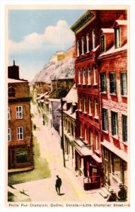 15550 Quebec  Little Chanplain Street