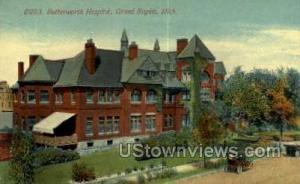 Butterworth Hospital Grand Rapids MI Unused