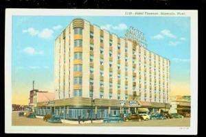 MT, Missoula, Montana, Hotel Florence