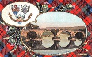 Old Bridge of Forth Stirling Stirling Scotland, UK 1908