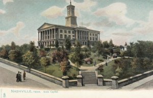 NASHVILLE , Tennessee, 1901-07 ; State Capitol ; TUCK 2021