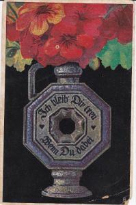 AS: Still-Life, Flowers in Vase, Kunst #186, 00-10s