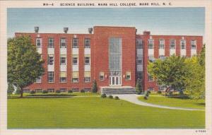 Science Building Mars Hill College Mars Hill North Carolina