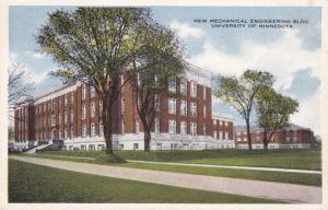 New Mechanical Engineering Building - University of Minnesota Minneapolis MN