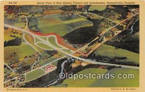 Pennsylvania Turnpike New Stanton & Interchange