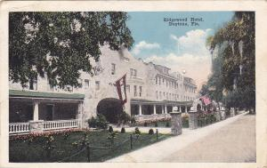 DAYTONA, Florida; Ridgeway Hotel, PU-1919