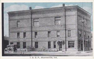 I.O.O.F. Monroeville, Indiana, 1910-20s