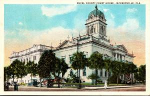 Florida Jacksonville Duval County Court House
