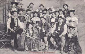 Oberammergauer Bauerntheater , Germany , 00-10s