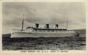 Queen Of Bermuda 1953