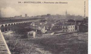 Panorama Des Arceaux, Bridge, Montpellier (Hérault), France, 1900-1910s