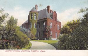 BROCKTON, Massachusetts; Governor Douglas Residence, 00-10s