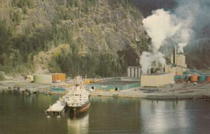 GOLD RIVER , B.C. , Canada , 50-60s ; Pulp Mill