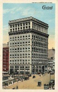 LP25    Cleveland Ohio Williamson Bldg Postcard