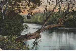 ASHEVILLE , North Carolina , 1900-10s ; Swannanoa River