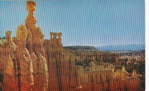Utah Bryce Canyon National Park The Temple Of Osiris