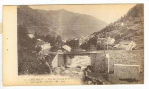 Cauterets, France, 00-10s   Pont du Chemin fer electrique de la Raillere