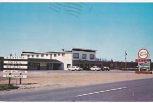 Motel Claire Fontaine , ST-RAYMOND , Quebec , Canada , 60-70s