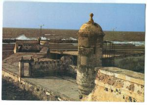 CARTAGENA, Colombia, La Terraza, unused Postcard