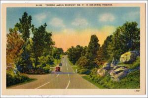 Highway # 11, VA