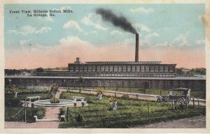 LA GRANGE , Georgia, 1923 ; Hillside Cotton Mills