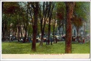 Crescent Park, Schenectady NY