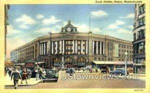 South Station - Boston, Massachusetts MA