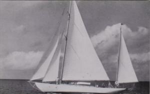Sailboat Aboard The Josephine III Dexter Press