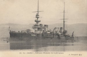 Warship , FRANCE , 00-10s ; Justice