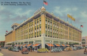 JACKSONVILLE , Florida , 1930-40s ; Cohen Brothers Store