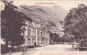 France Cauterets Le Casino et L'Esplanade des Eufs
