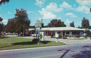 Florida Cypress Gardens El Jon Motel In Imperial Polk County 1988