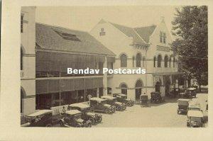 indonesia, JAVA SEMARANG, Hotel du Pavillon - Set of 11 RPPC Postcards (1890s)