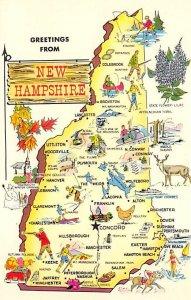 New Hampshire USA Unused