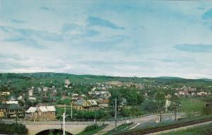 General View of the city, COATICOOK, Quebec, Canada, 40-60s