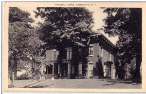 Masonic Temple, Canastota NY