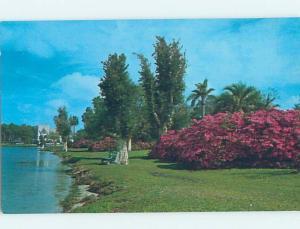 Unused Pre-1980 LAKE IVANHOE Orlando Florida FL hn3817-12